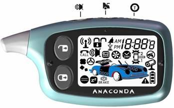 Anaconda gs 400 инструкция