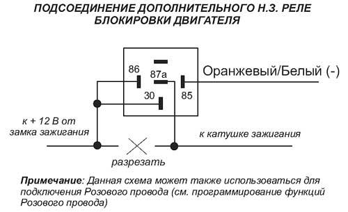 Электронная принципиальная схема привода дисковода.